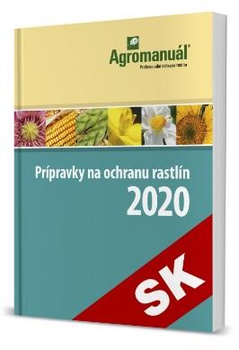 Prípravky na ochranu rastlín 2020 -
