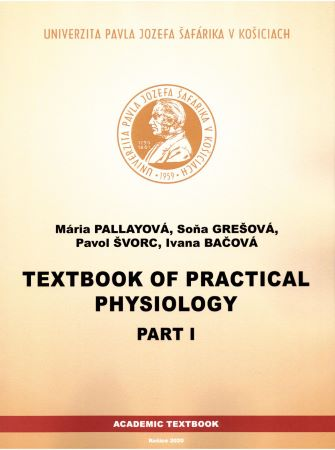 Textbook of Practical Physiology. Part I -