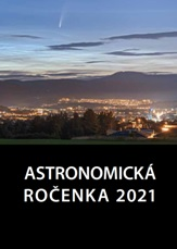 Astronomická ročenka 2021 - Ročník XXXXI