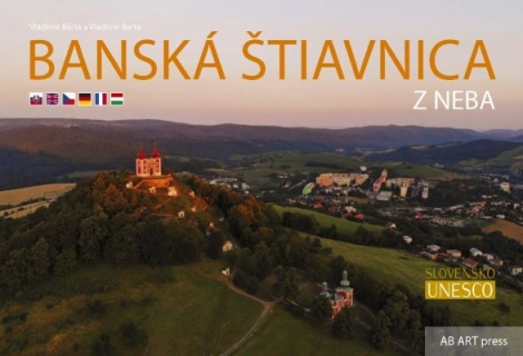 Banská Štiavnica z neba -