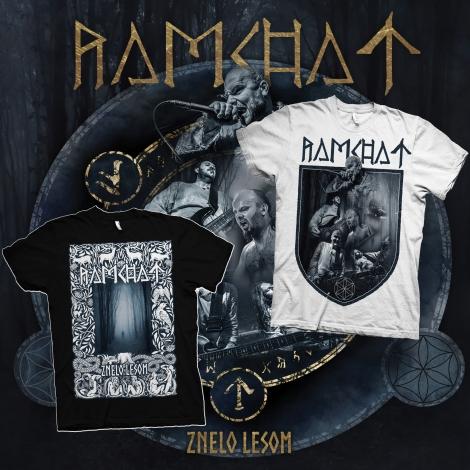 Ramchat - LP Znelo lesom + hocijake triko Ramchat