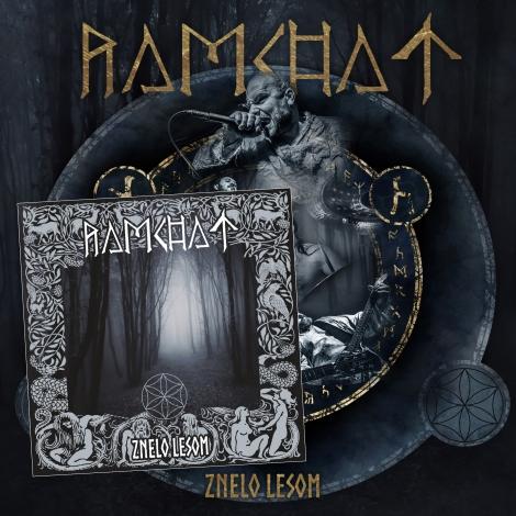 Ramchat - LP Znelo lesom + CD (jewel) Znelo lesom