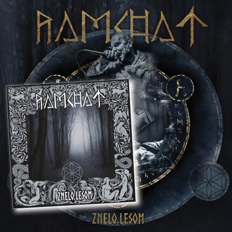 Ramchat - LP Znelo lesom + digipack CD Znelo lesom