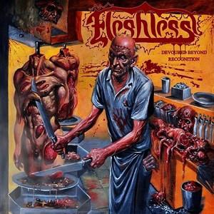 Fleshless - Devoured Beyond Recognition (LP)