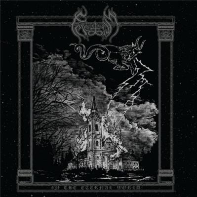 Feretrum - In The Eternal World (CDr)