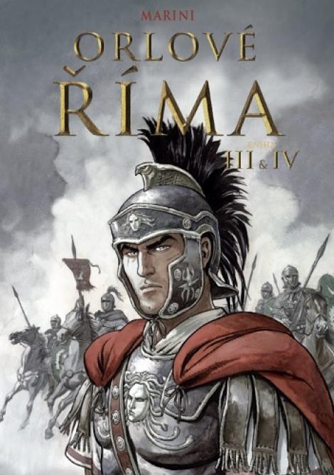 Orlové Říma III+IV - Edice ERB, sv. 11