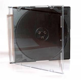 ČIERNY CD BOX