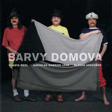 Redl Vlasta - Barvy domova (CD)