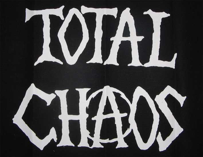 TOTAL CHAOS - TOTAL CHAOS