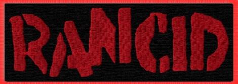 RANCID 02 - Logo kapely