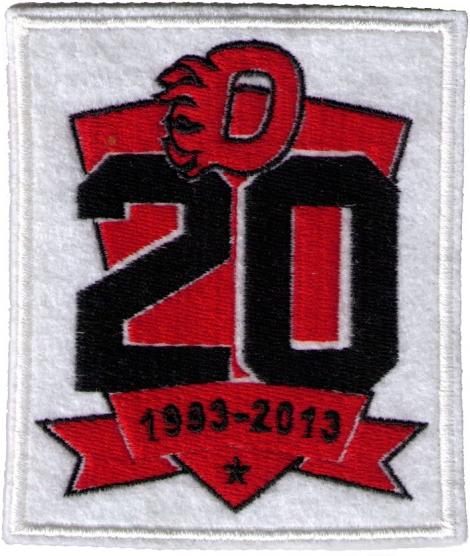 20 ROKOV - 1993 - 2013