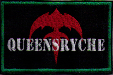 QUEENSRYCHE - Logo + nápis