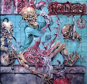 FLESHLESS - Grindgod (LP)