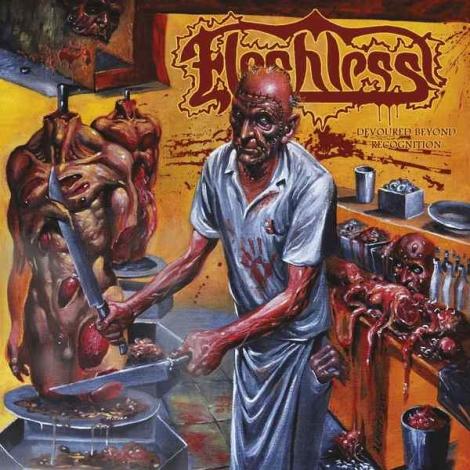 Fleshless - Devoured Beyond Recognition (CD)