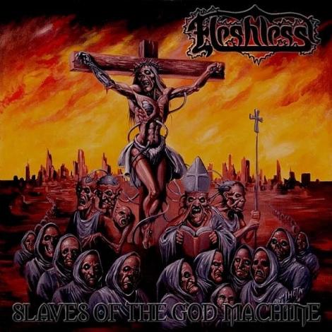 FLESHLESS - Slaves Of The God Machine